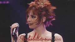 Клип Déshabillez-moi LIVE